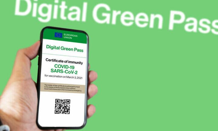 """ΕΕ: Τεχνικά λειτουργικό την 1η Ιουνίου το """"Πράσινο Πιστοποιητικό"""""""
