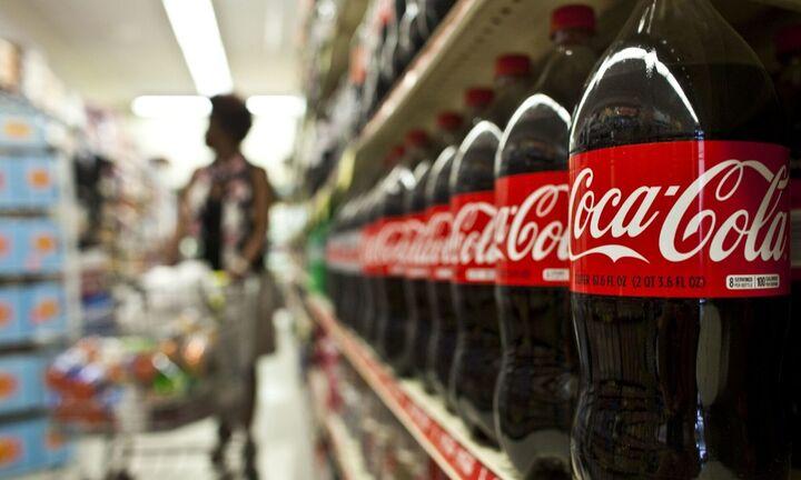 Αυξημένα τα έσοδα από πωλήσεις της Coca-Cola HBC AG - Υποχώρησαν οι όγκοι πωλήσεων στην Ελλάδα