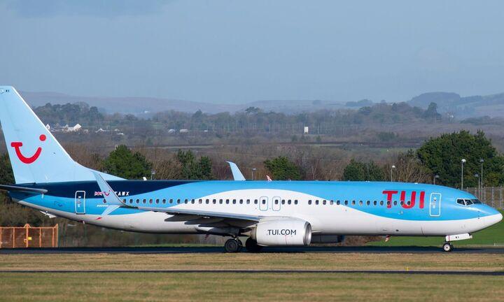 Η TUI εξετάζει την παράταση της θερινής της περιόδου λόγω της τεράστιας ζήτησης