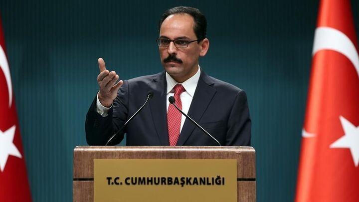 Νέα «παρακάλια» της Τουρκίας: Ο Καλίν καλεί -ξανά- σε συνομιλίες τις ΗΠΑ για F-35 και S-400