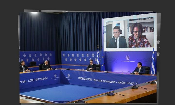 Ρ. Λαμπίρης: Ιστορική ευκαιρία για δομικές μεταρρυθμίσεις με τα κεφάλαια του Ταμείου Ανάκαμψης