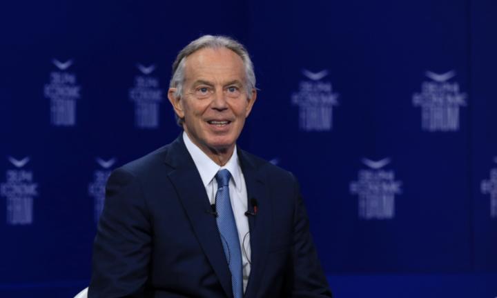 Tony Blair: Η κλιματική αλλαγή απαιτεί παγκόσμια συνεργασία και ομοφωνία