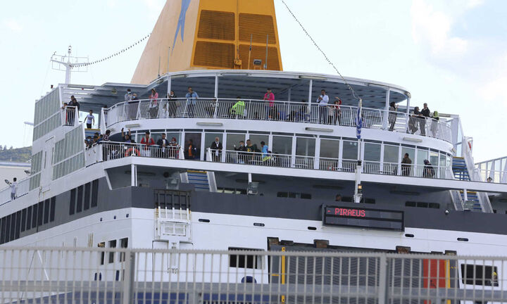 Aύξηση της πληρότητας των πλοίων στο 85% και 80% - Τι είπε ο Γ. Πλακιωτάκης