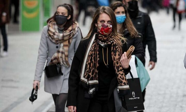 Nέα οδηγία  CDC: Οι πλήρως εμβολιασμένοι δεν χρειάζεται να φορούν μάσκα - Οι αστερίσκοι