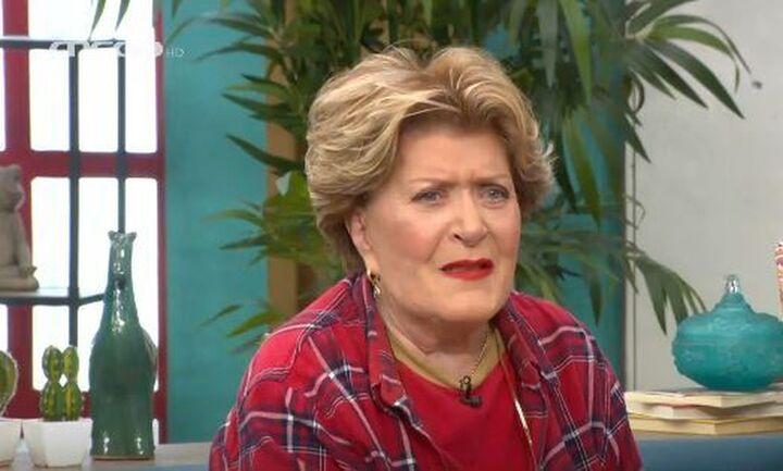 Βάσια Τριφύλλη: Δεν φοβήθηκα τον καρκίνο, τον κορωνοϊό θα φοβηθώ;