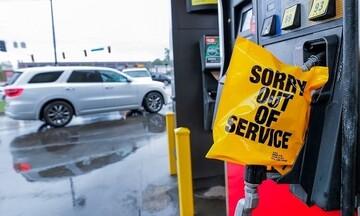 Ξέμεινε από βενζίνη η Ουάσιγκτον αν και η Colonial Pipeline επανακάμπτει