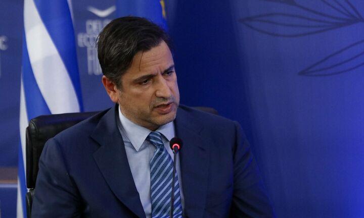 Στασινόπουλος: Σε τέσσερις άξονες η θωράκιση της ελληνικής οικονομίας