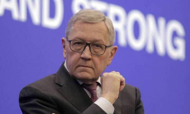 Ρέγκλινγκ: Η Ελλάδα θα λάβει αναλογικά μεγαλύτερο μερίδιο από το Ταμείο Ανάκαμψης