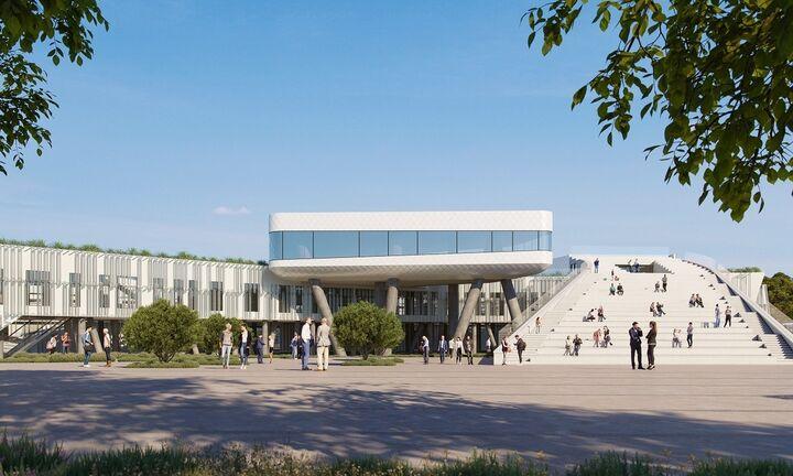 Project X:  Ερευνητικό και Αθλητικό Κέντρο της ELPEN Α.Ε στο Επιχειρηματικό Πάρκο Σπάτων