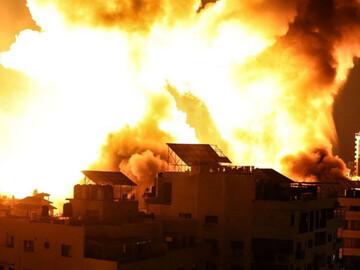 Στη Μ. Ανατολή ο Ν. Δένδιας - Συνεχίζεται η σύγκρουση Ισραήλ - Χαμάς