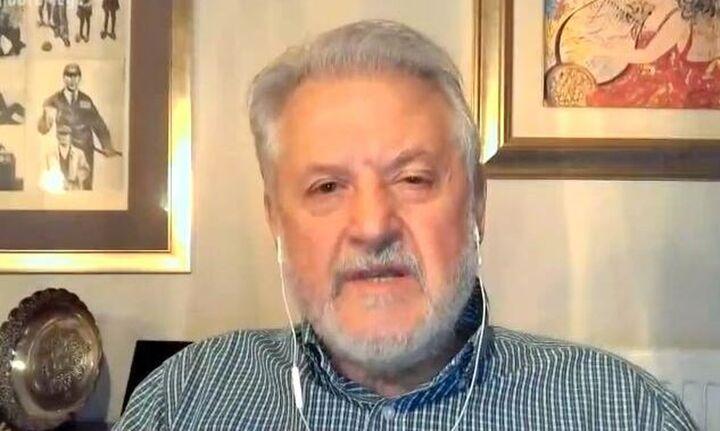 Καπραβέλος: «Kίνδυνος θάνατος να λέμε επιστροφή στην κανονικότητα»