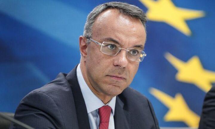 Σταϊκούρας:3,6 δισ. για στήριξη επαγγελματιών και εργαζομένων στη Β.Ελλάδα