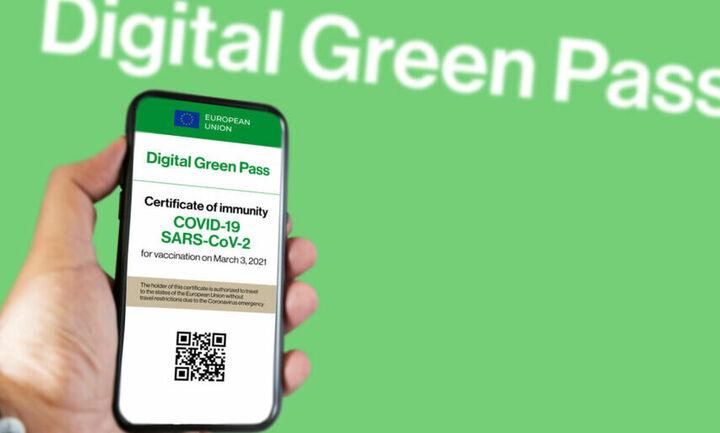 ΕΕ: Στην τελική ευθεία η υιοθέτηση του Πράσινου Ψηφιακού Πιστοποιητικού