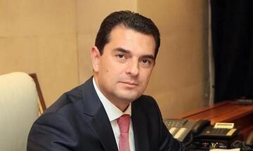 Κ. Σκρέκας: Προετοιμάζουμε και σχεδιάζουμε την πράσινη πολιτική της χώρας