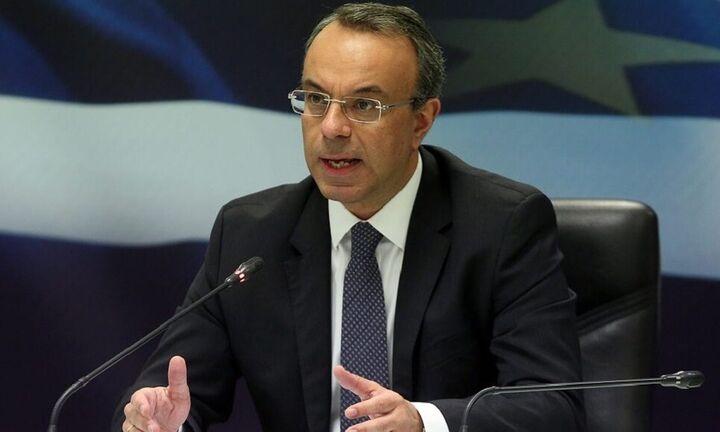 Σταϊκούρας: Στοχευμένες μειώσεις φόρων εφόσον προκύψει δημοσιονομικός χώρος