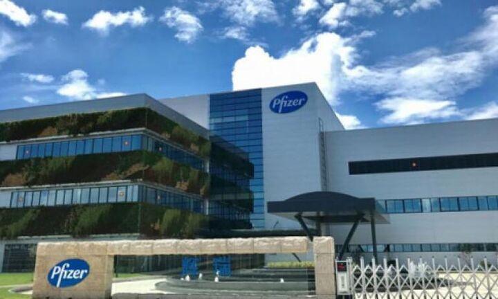 Pfizer: Περισσότερα από 100 εκ. ευρώ η συνολική επένδυση στη Θεσσαλονίκη