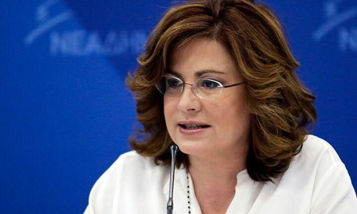 Μ. Σπυράκη: Αναγκαία η αναβάθμιση των υποδομών φυσικού αερίου