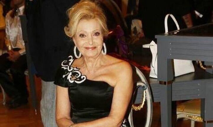 Bαρύ πένθος για την αγαπημένη ηθοποιό,Νέλλη Γκίνη