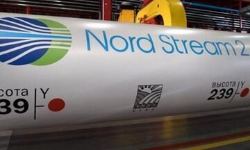 Οι ΗΠΑ δεν θα επιβάλουν τελικά κυρώσεις για τον Nord Stream 2