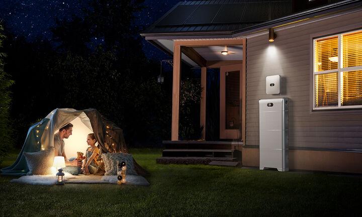Huawei: Έξυπνο σύστημα αποθήκευσης ενέργειας οικιακών συστημάτων