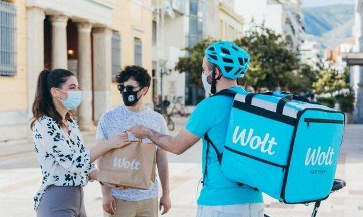 H Wolt επεκτείνει την παρουσία της και στο Βόλο