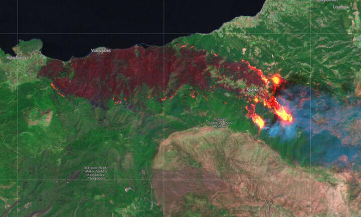 Κολοκούρης: Έως το βράδυ η φωτιά στην Κορινθία θα έχει οριοθετηθεί