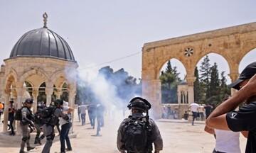 Ιερουσαλήμ: Νέες συγκρούσεις μεταξύ Παλαιστινίων και Ισραηλινών αστυνομικών παρά την εκεχειρία