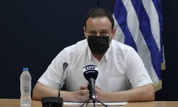 Γκ. Μαγιορκίνης: Σε πορεία συρρίκνωσης η επιδημία στην Ελλάδα
