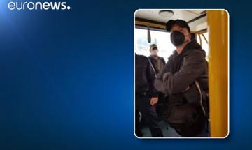 """Εντονη αντίδραση για την """"απαγωγή"""" αεροπλάνου της Ryanair από τη Λευκορωσία"""