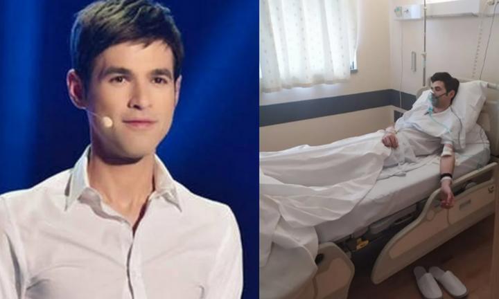 Μένιος Φουρθιώτης: Στο Δρομοκαΐτειο ο παρουσιαστής - Ζήτησε ψυχιατρική εξέταση