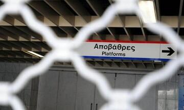 Στάση εργασίας στο Μετρό το πρωί της Τετάρτης