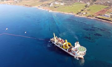 Cenergy Holdings: Επιτυχής ολοκλήρωση της ηλεκτρικής διασύνδεσης Κρήτης και Πελοποννήσου