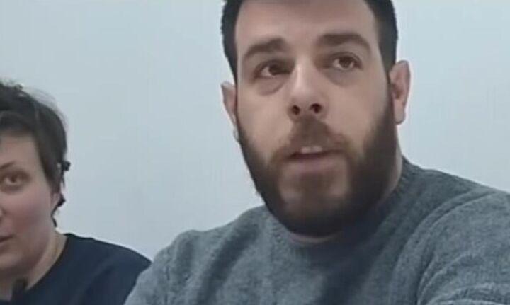 Ιωάννης Ζήσης: Αυτός είναι ο Έλληνας που κατέβηκε στο αεροδρόμιο του Μινσκ (video)