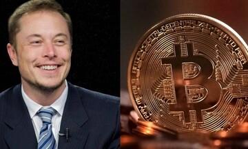 Ο Έλον Μασκ τουίταρε (ξανά) και εκτόξευσε το bitcoin στα 40.000 δολάρια