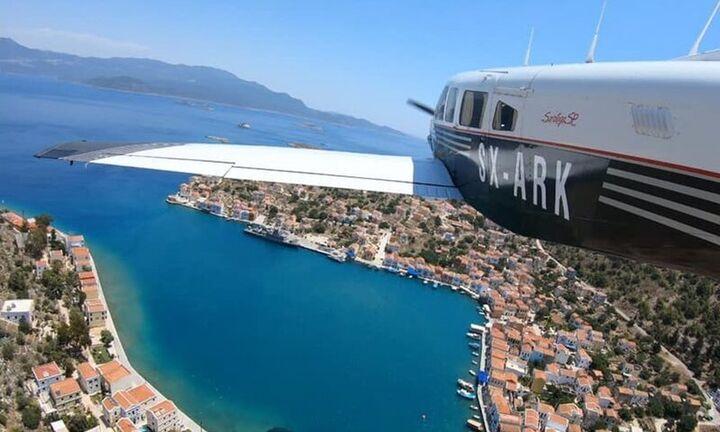 Πρωτοβουλίες των Υπουργείων Τουρισμού και Μεταφορών για την ενίσχυση του αεροπορικού τουρισμού