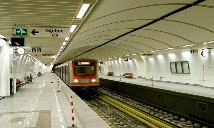 Στάση εργασίας στο μετρό έως τις 10:00 το πρωί