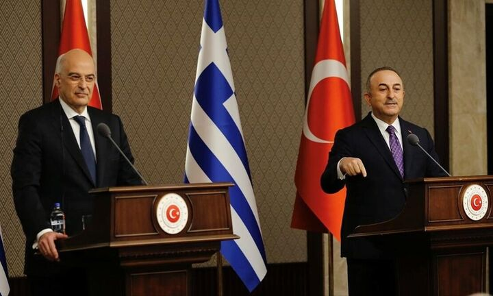 Είναι επίσημο: Στις 31 Μάϊου η συνάντηση Τσαβούσογλου - Δένδια στην Αθήνα