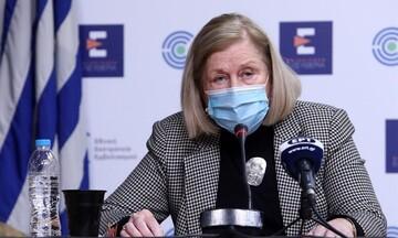 Μ. Θεοδωρίδου: Σύμφωνα με το πρόγραμμα οι εμβολιασμοί με AstraZeneca