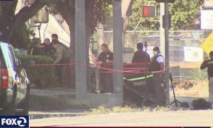 ΗΠΑ: Νεκροί και τραυματίες από πυροβολισμούς σε αμαξοστάσιο στο Σαν Χοσέ