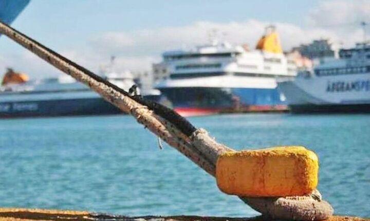 Απεργία ΠΕΝΕΝ: Δεμένα θα παραμείνουν τα πλοία στα λιμάνια στις 3 Ιουνίου