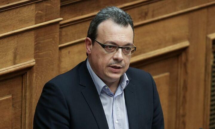 Σ. Φάμελλος: Παρέμβαση για την τροπολογία των ΕΛΠΕ στην Ολομέλεια της Βουλής