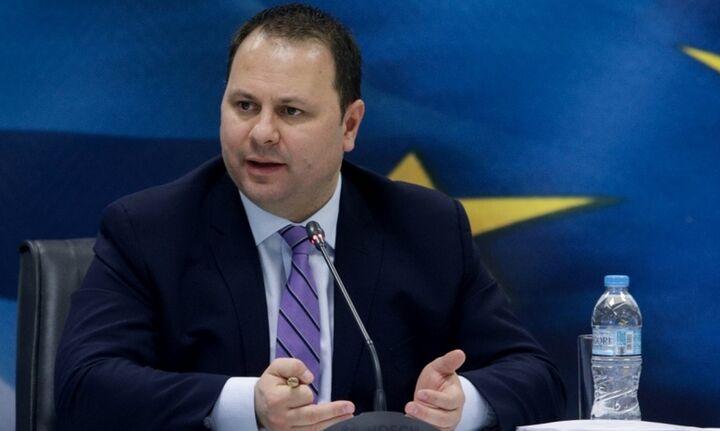 Ο Παναγιώτης Σταμπουλίδης ανακοίνωσε την αποχώρησή του από το υπουργείο Ανάπτυξης