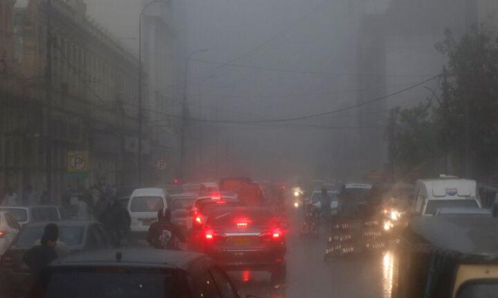 Καταιγίδες με κατά τόπους έντονα φαινόμενα: Οι περιοχές που θα επηρεαστούν