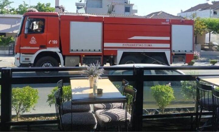 Εκτός κινδύνου οι 8 τραυματίες από την έκρηξη σε αποστακτήριο στη Λάρισα