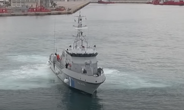 Πέντε νέα περιπολικά σκάφη με υγειονομικό εξοπλισμό στο Λιμενικό Σώμα