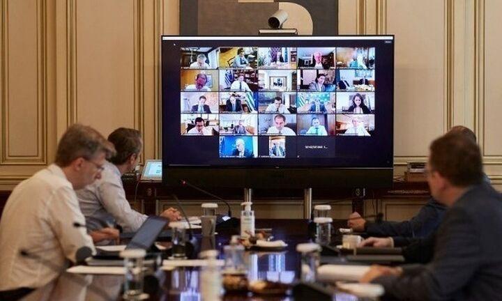 Συνεδρίαση του υπουργικού συμβουλίου - Tα νομοσχέδια θα συζητηθούν