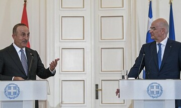 Επίσκεψη Τσαβούσογλου: «Κλείδωσε» η συνάντηση Μητσοτάκη - Ερντογάν στις 14 Ιουνίου (video)