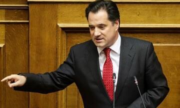 Αδ. Γεωργιάδης: Πότε θα ανοίξουν τα κέντρα διασκέδασης - Τι συμβαίνει με την επένδυση στο Ελληνικό
