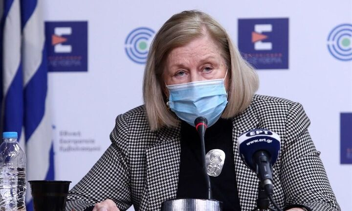 Μ. Θεοδωρίδου: Η Εθνική Επιτροπή θα μελετήσει τις παραμέτρους για τον εμβολιασμό των παιδιών