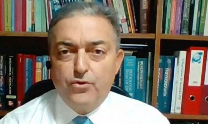 Βασιλακόπουλος: Ήδη δοκιμάζονται τα εμβόλια σε ηλικίες 6 μηνών έως 12 ετών